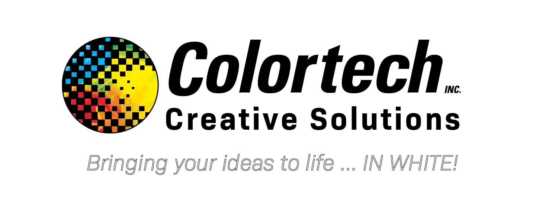Colortech white ink logo
