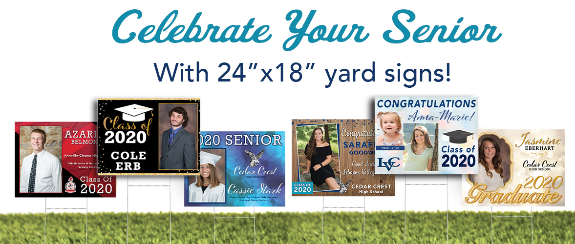 Celebrate Your Senior in Style