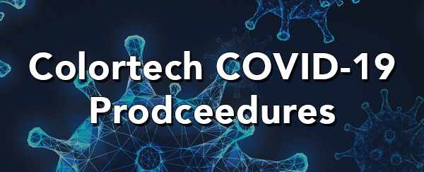 Colortech and COVID-19