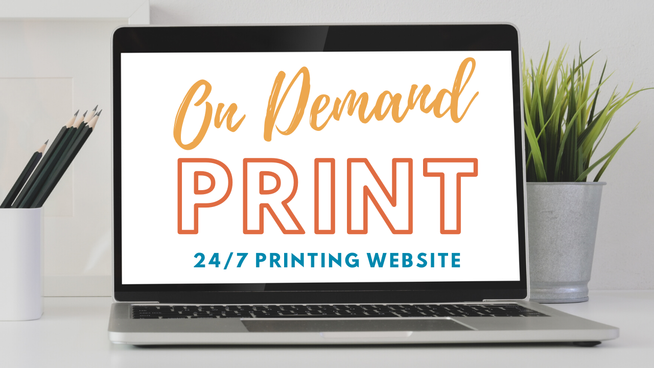 On Demand Print Launch
