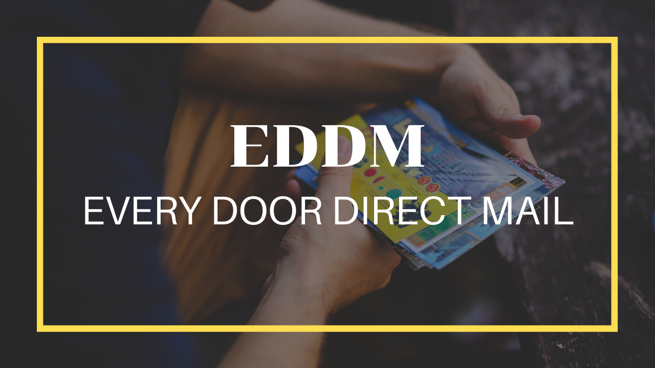 EDDM (Every Door Direct Mail)