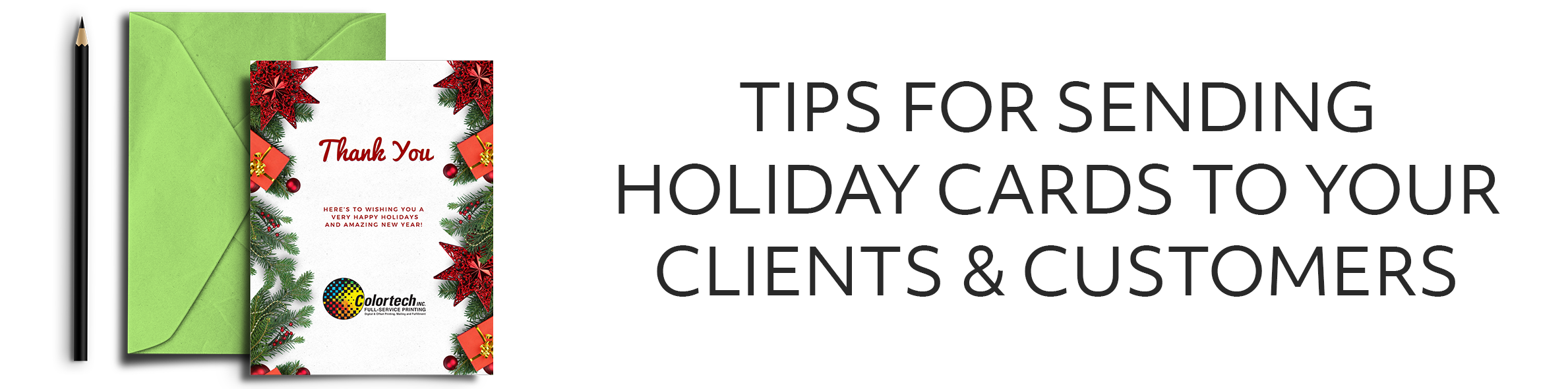 Tips for Sending Business Holiday Cards