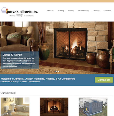 Web Design | James K. Allwein