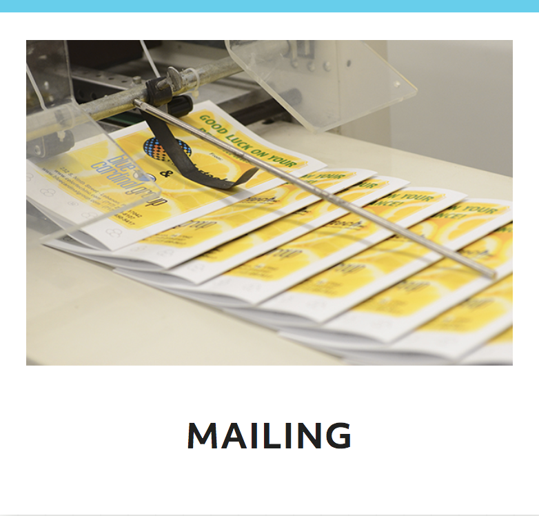 Services | Mailing