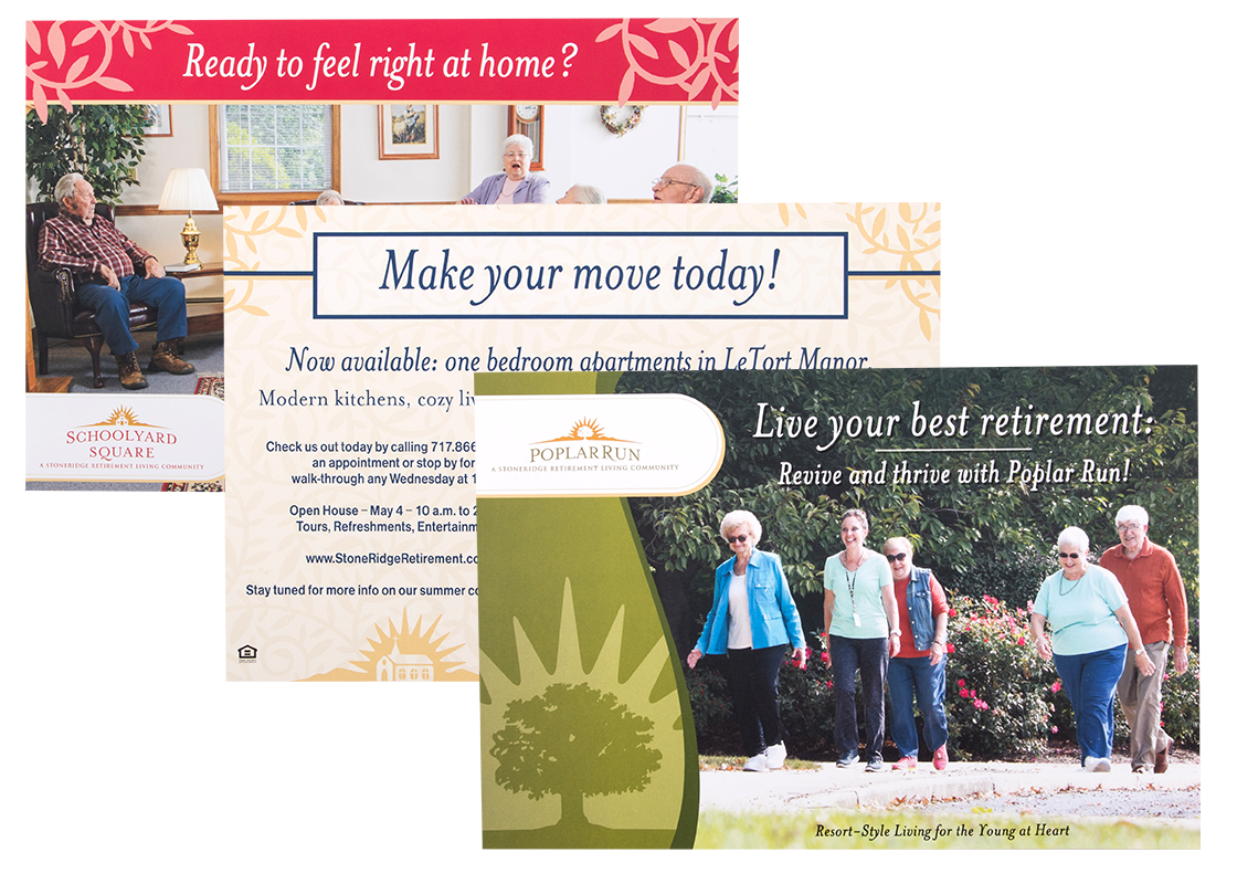 Direct Mail Formats: Postcards