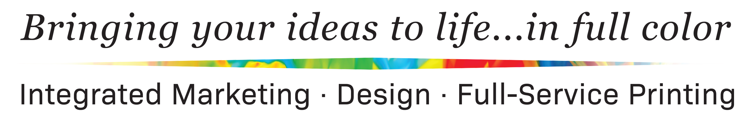 colortech creative solutions tag line