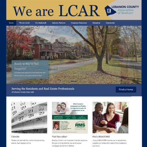 Web Design | LCAR