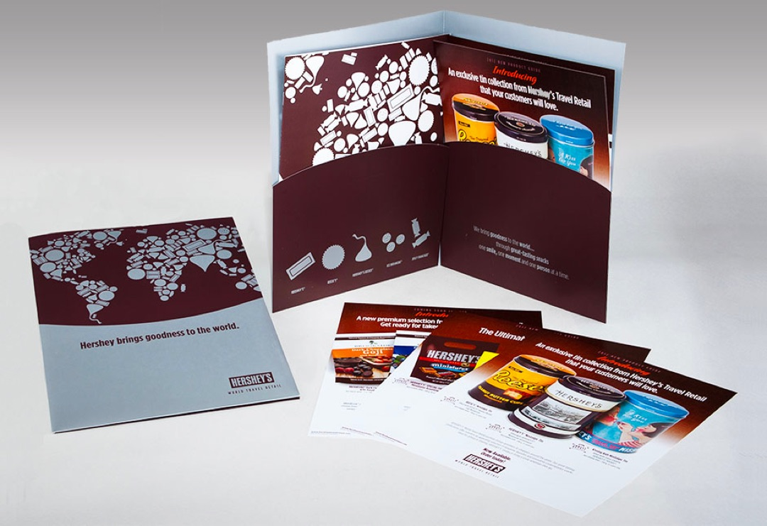custom marketing materials
